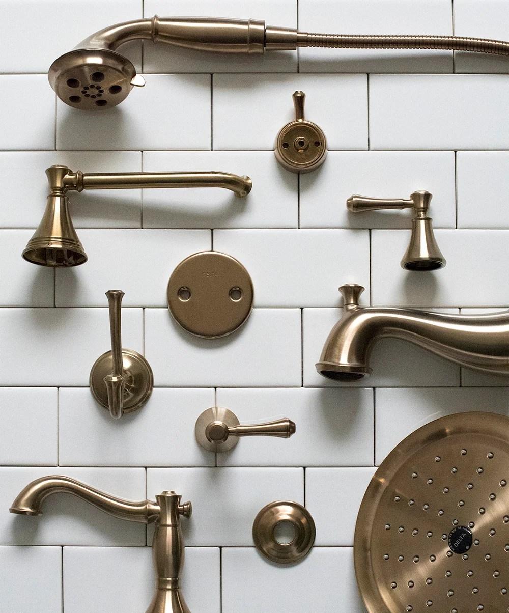 how to choose cohesive bathroom