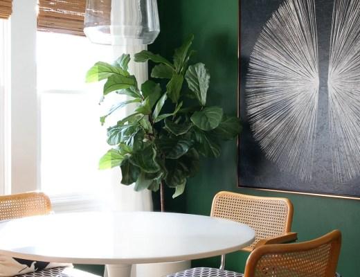Tips for Scoring Used & Vintage Furniture Online - roomfortuesday.com