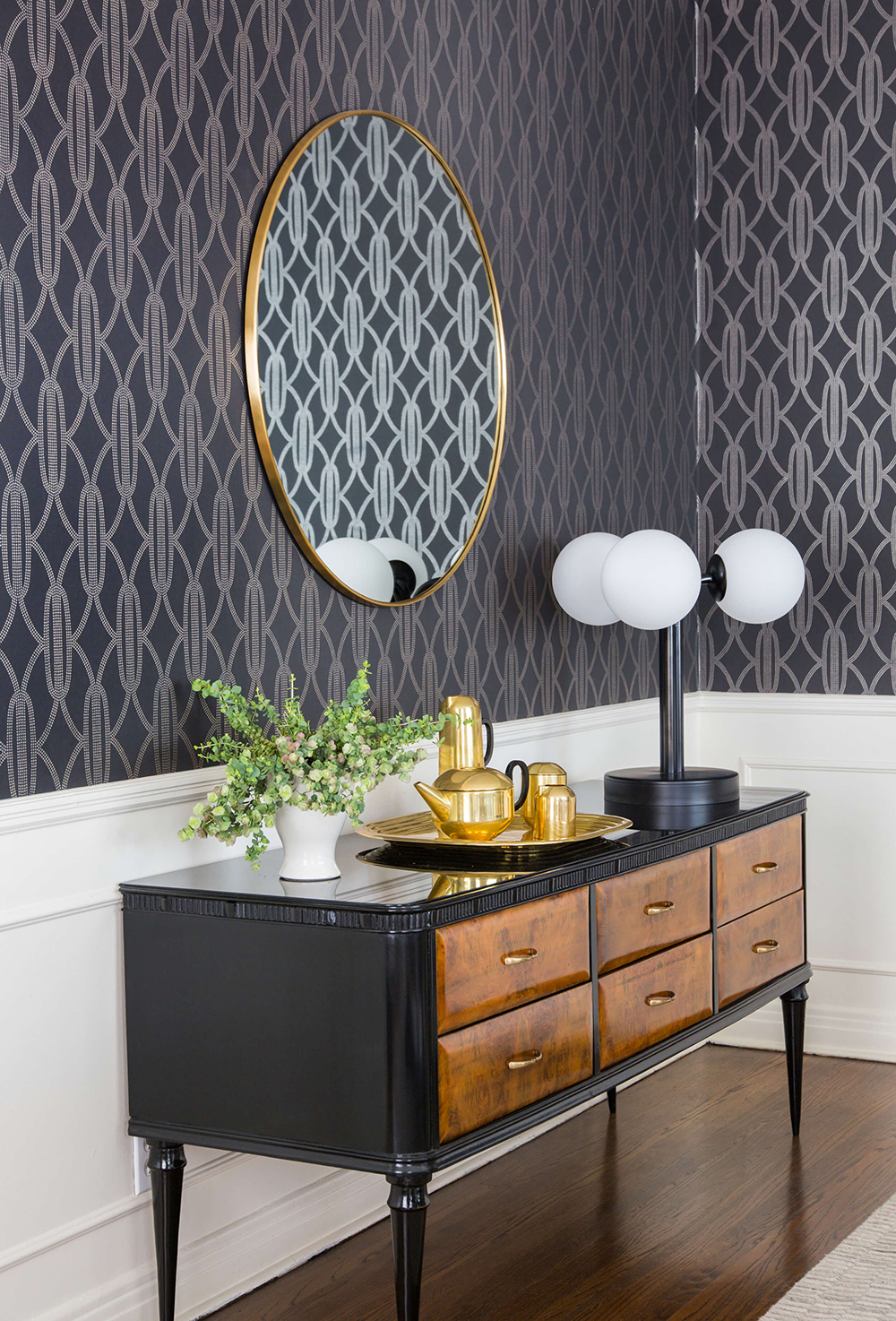 6 Ways to Style a Dining Room Sideboard - roomfortuesday.com