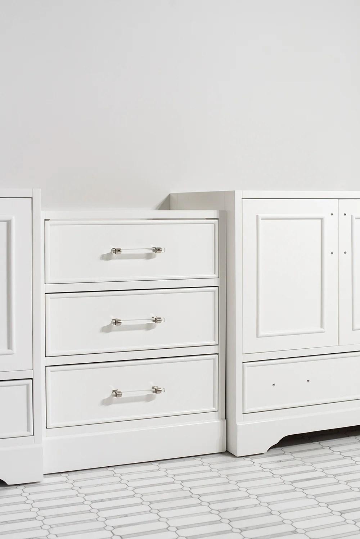 Ways to Customize a Readymade Bathroom Vanity - roomfortuesday.com