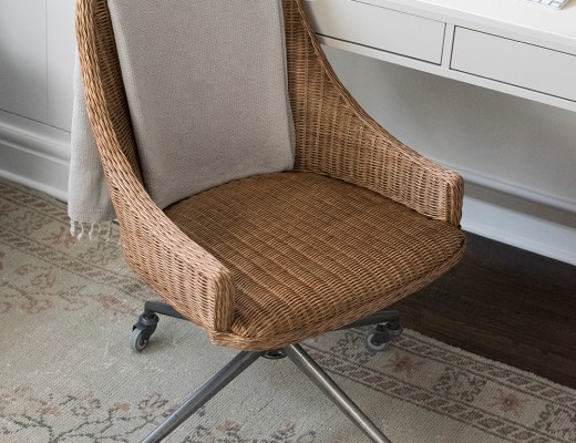 Roundup : Rolling Office & Desk Chairs - roomfortuesday.com