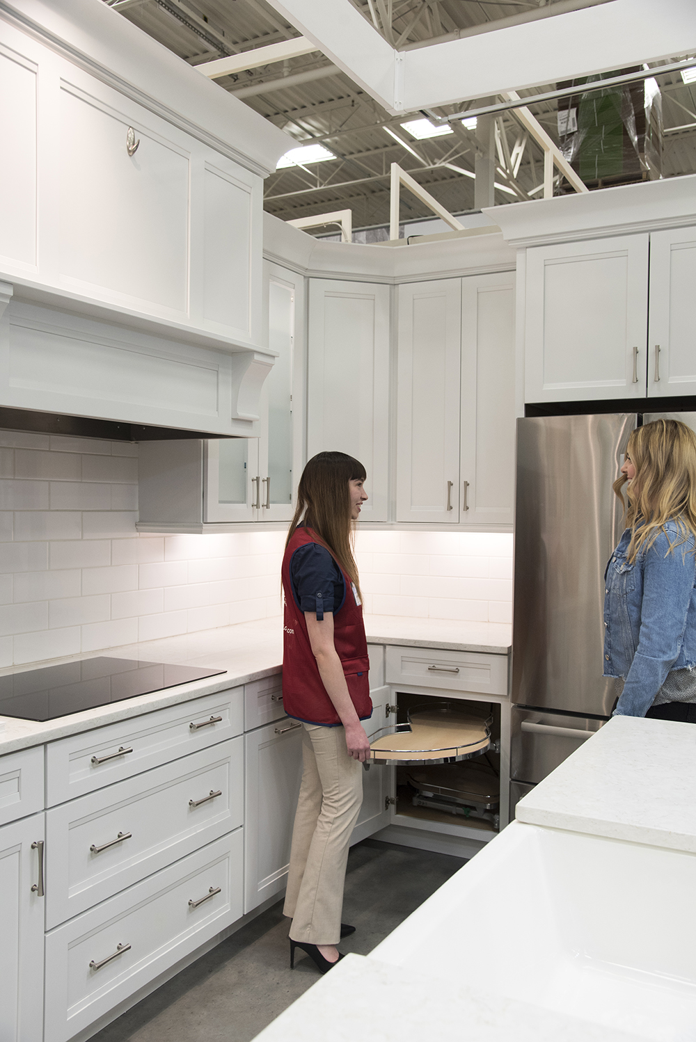 My Cabinetry Selection & Design Process at Lowe's - roomfortuesday.com
