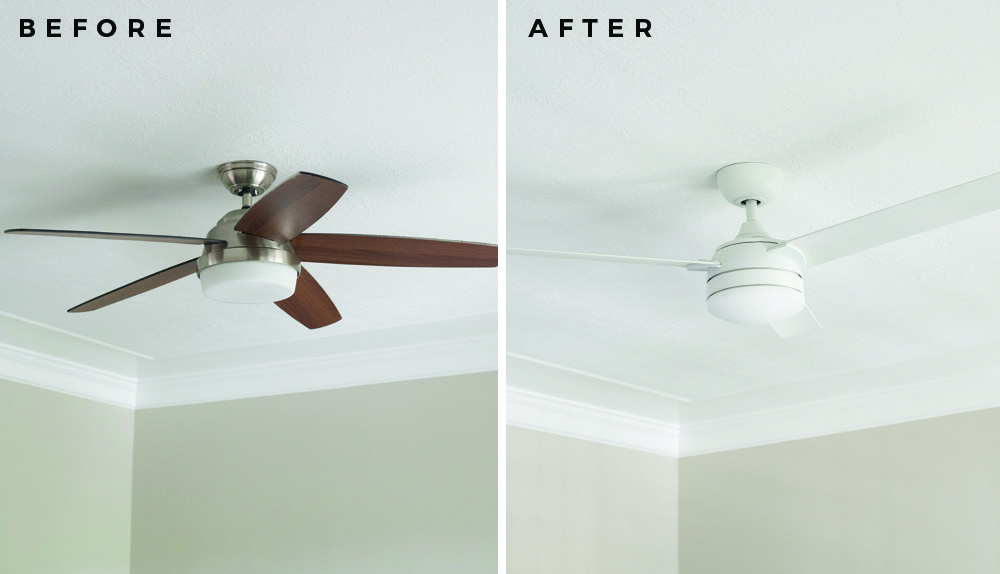 Roundup White Ceiling Fans Room For Tuesday