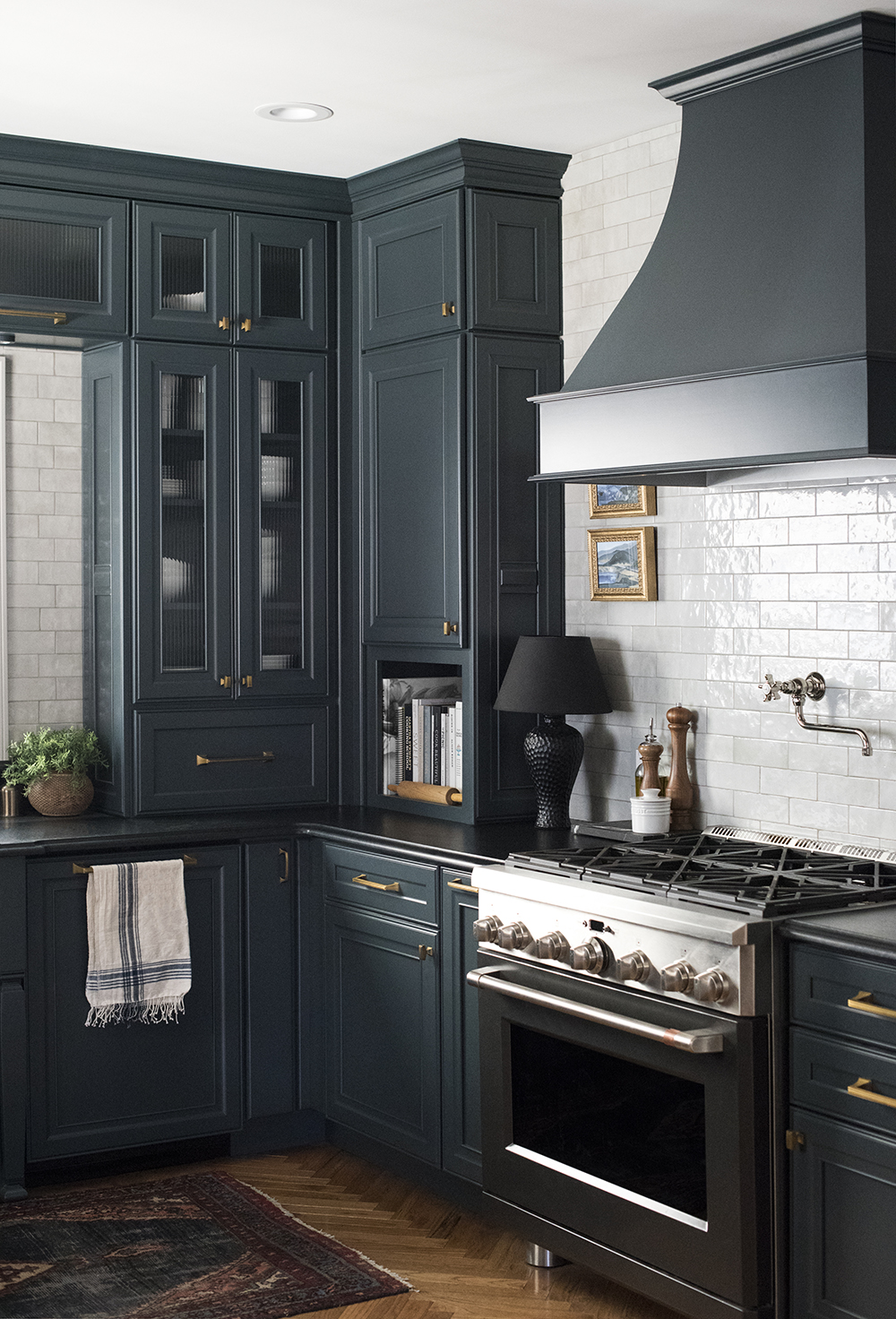 Color Matching Our Kitchen Cabinets (+Painting Tips) - roomfortuesday.com