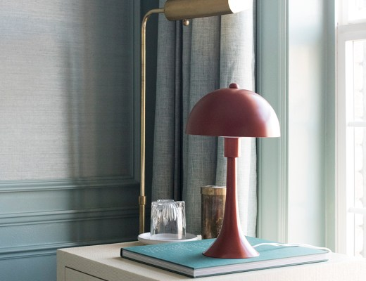 Good Spray Paint Colors (+ A Lamp Makeover) - roomfortuesday.com