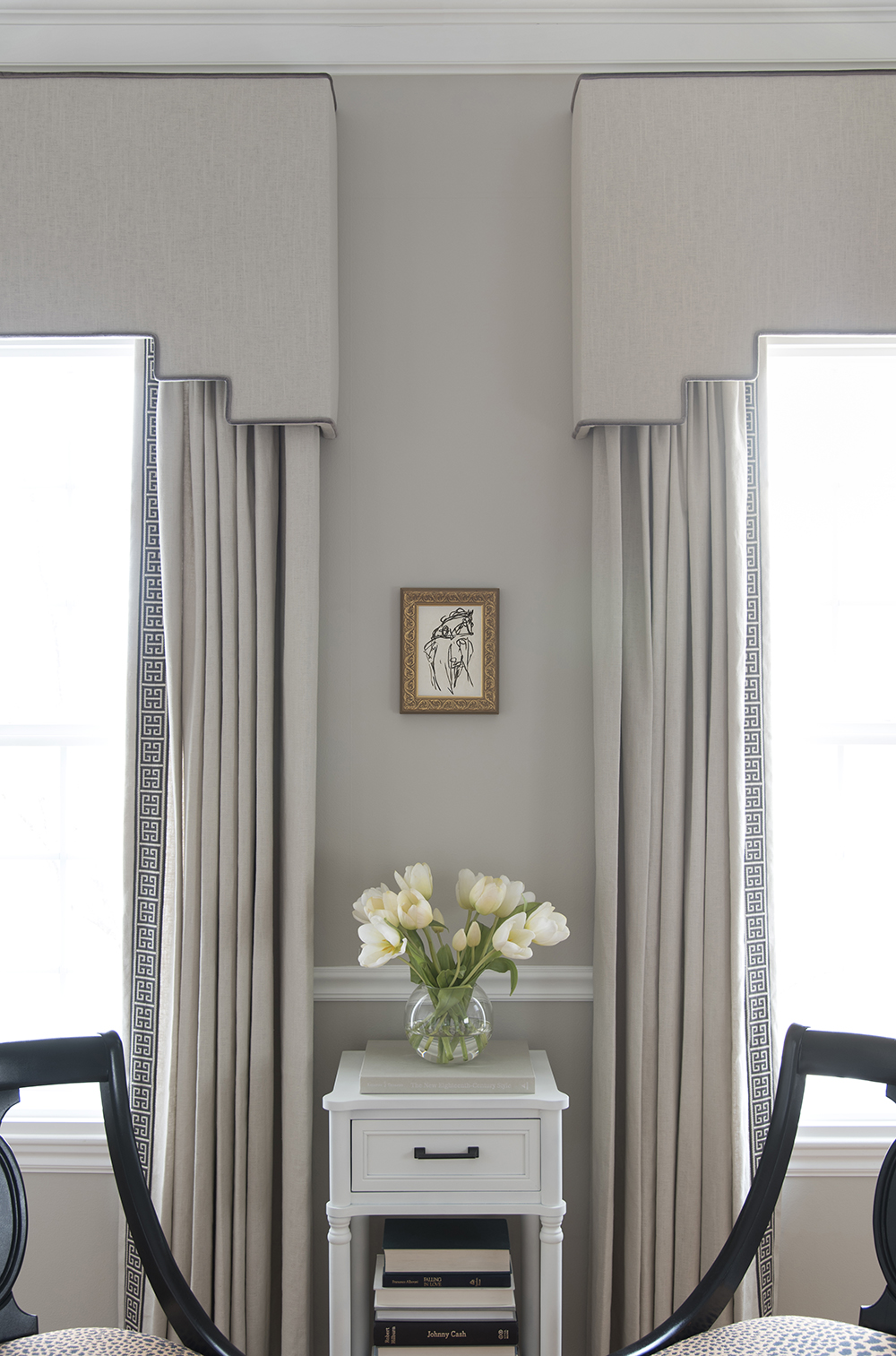 Custom Window Treatments : The Process - roomfortuesday.com