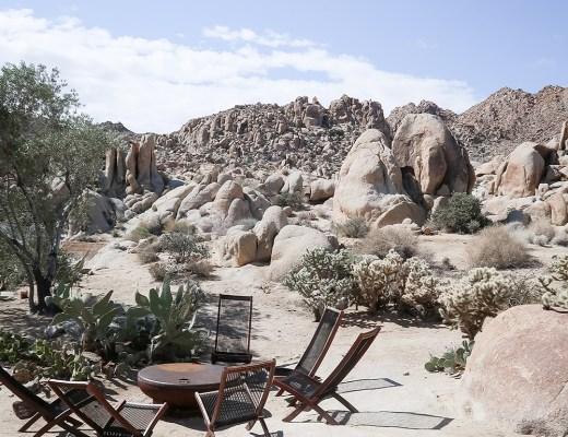 Joshua Tree Desert Getaway - roomfortuesday.com