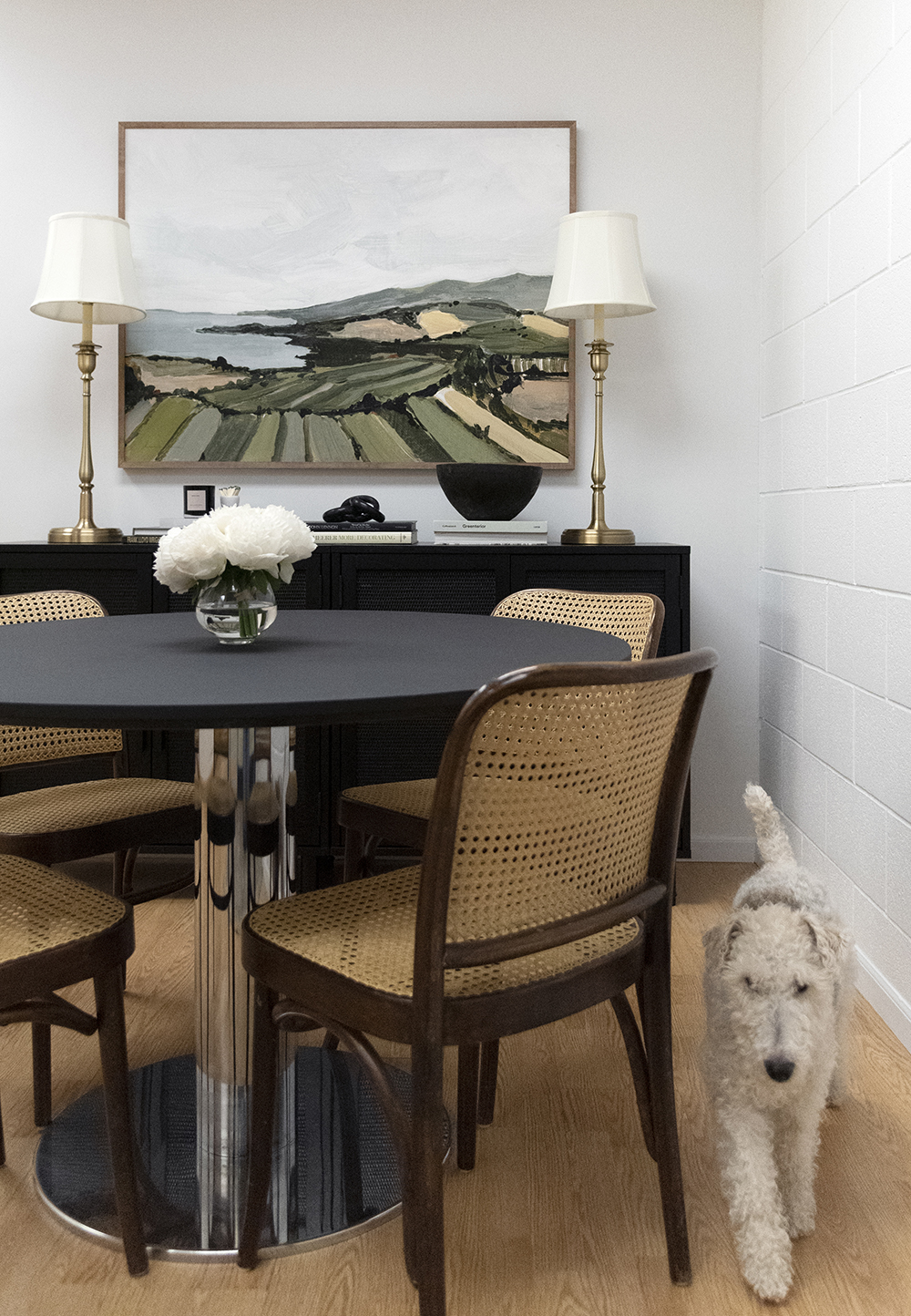 Our Office Dining Area - roomfortuesday.com