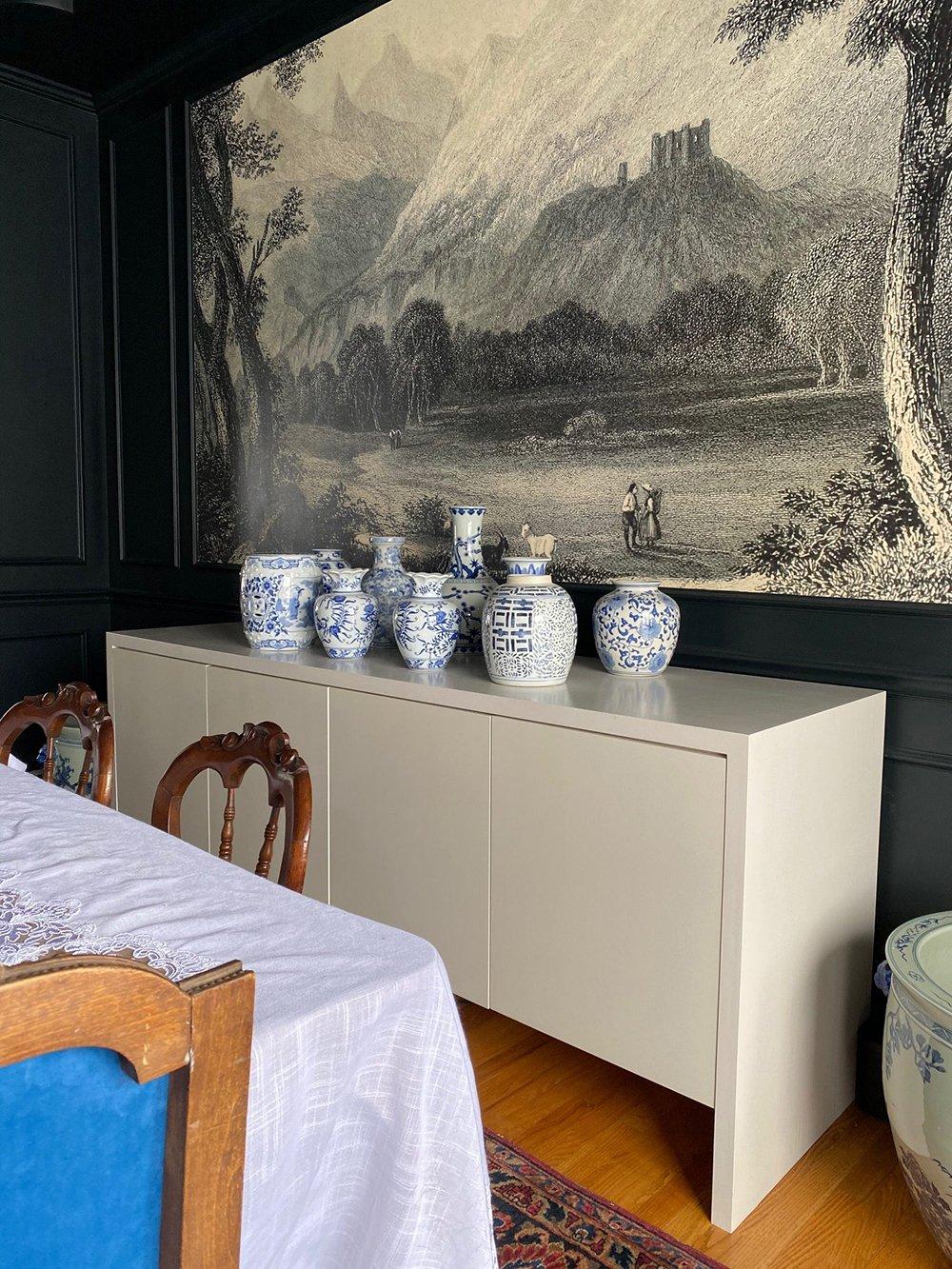 Best of Etsy : Vintage Blue & White Porcelain - roomfortuesday.com