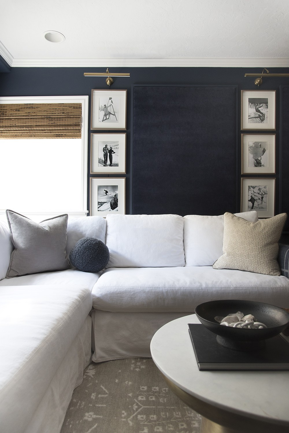 """10 Ways to Make Your Home Feel More """"Finished"""" - roomfortuesday.com"""