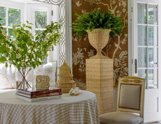 Trend Alert : Skirted Tables - roomfortuesday.com