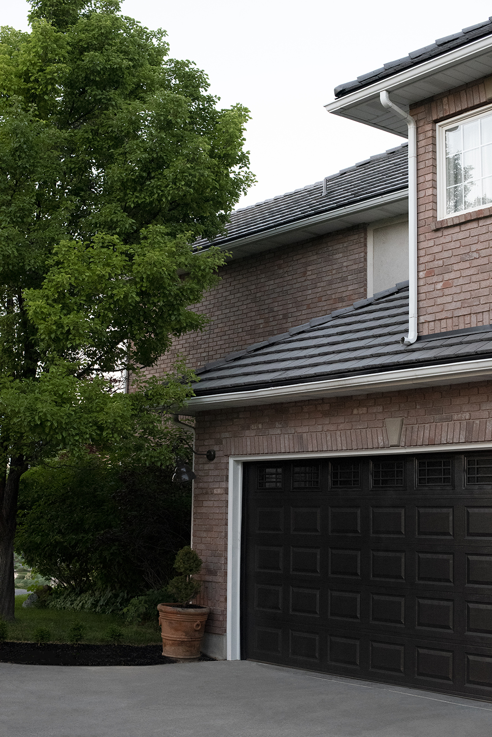 Our New Bartile Roof - roomfortuesday.com
