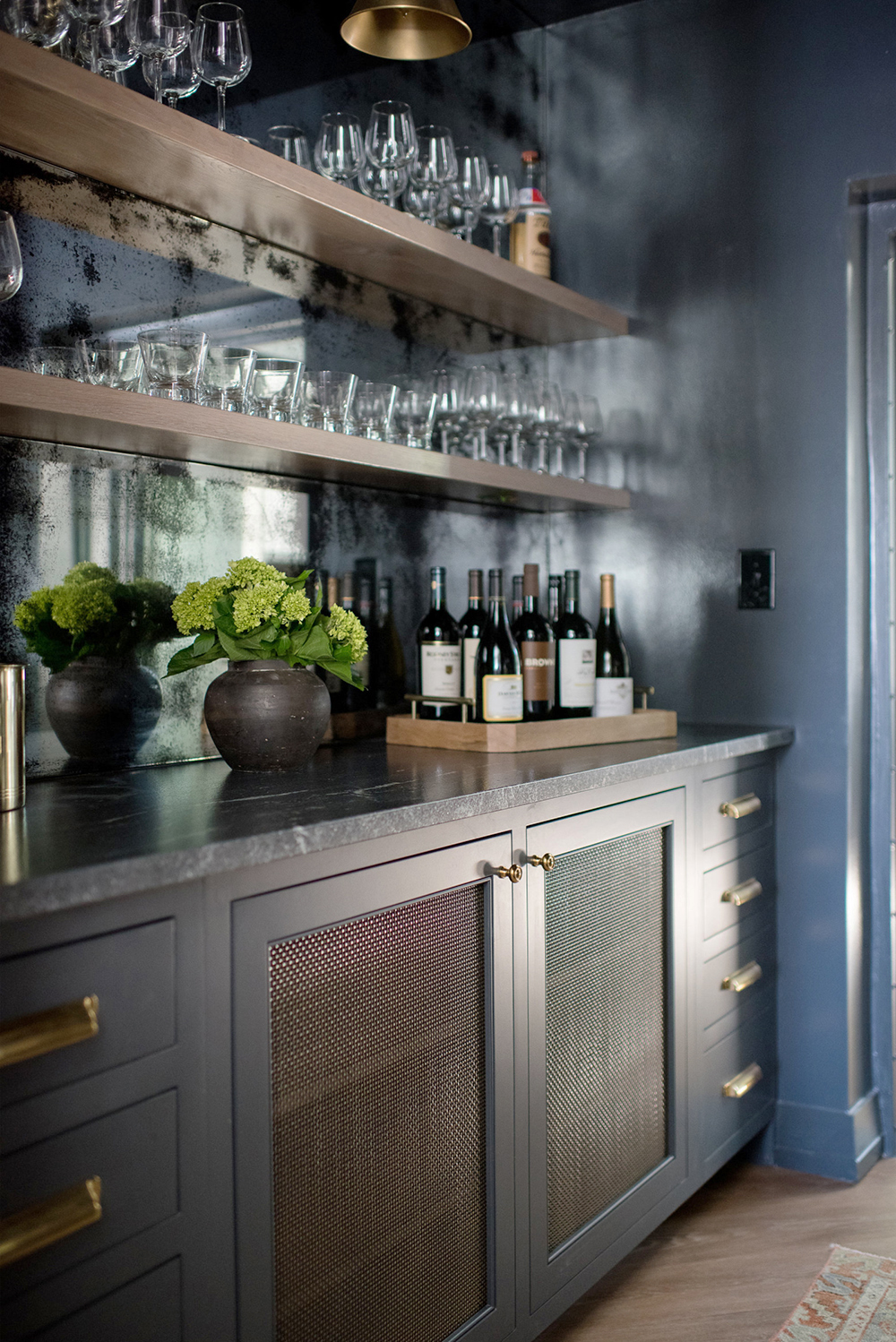 July Moodboard : Smoked Glass - roomfortuesday.com