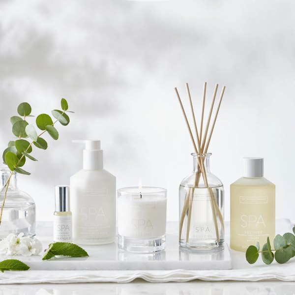 Spa Restore Fragrance Oil - Room Fragrances