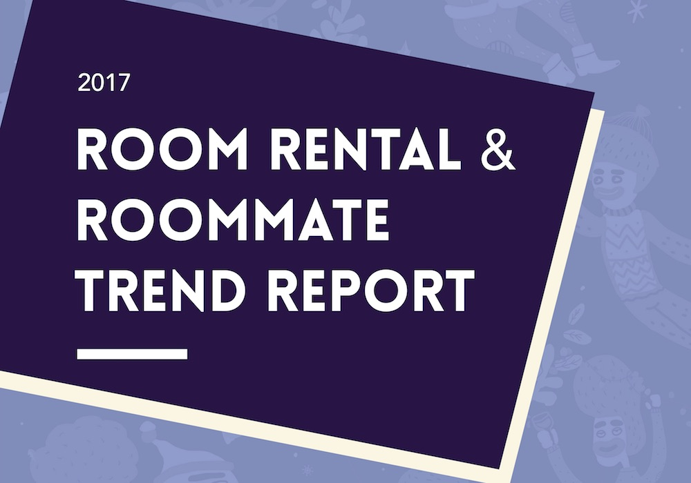 Roommates & Room Rentals: What Were The Trends of 2017?