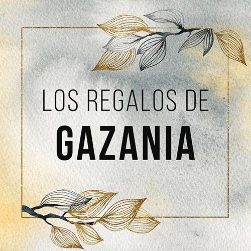 Texto: Los regalos de Gazania
