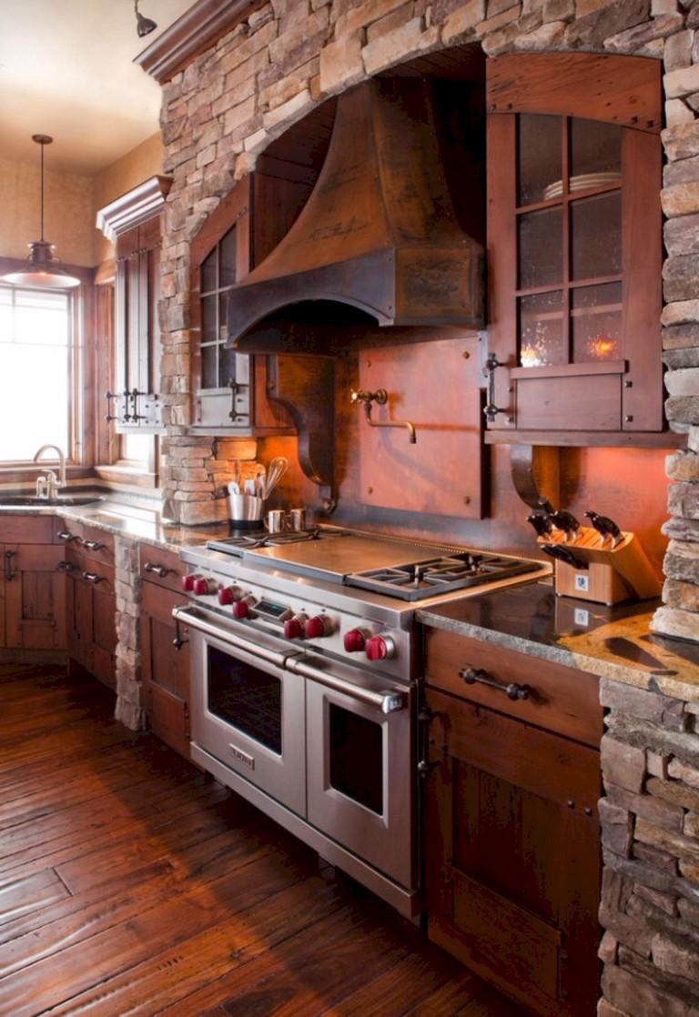 20+ brilliant Rustic Farmhouse Kitchen Island Ideas - Page ... on Rustic:yucvisfte_S= Farmhouse Kitchen Ideas  id=33631