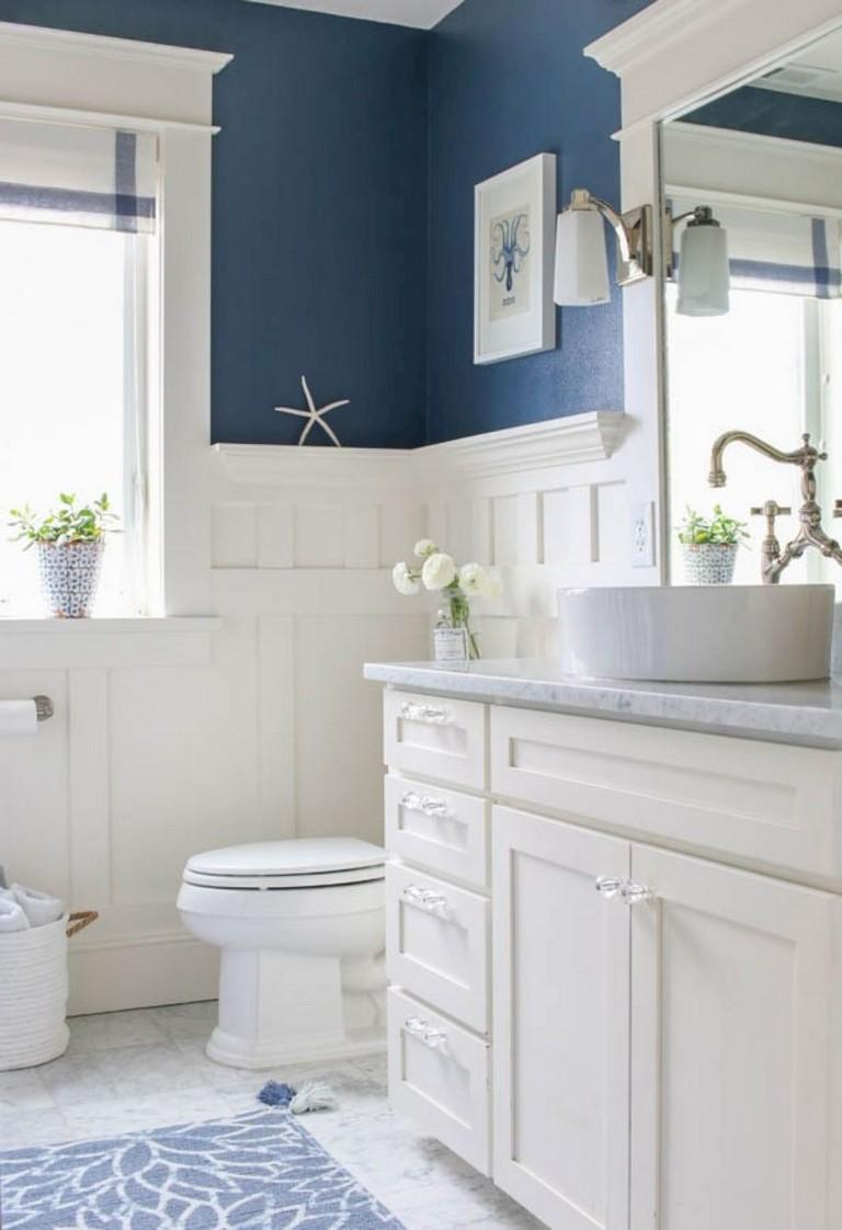 35 Favored Coastral Nautical Bathroom Decor Ideas