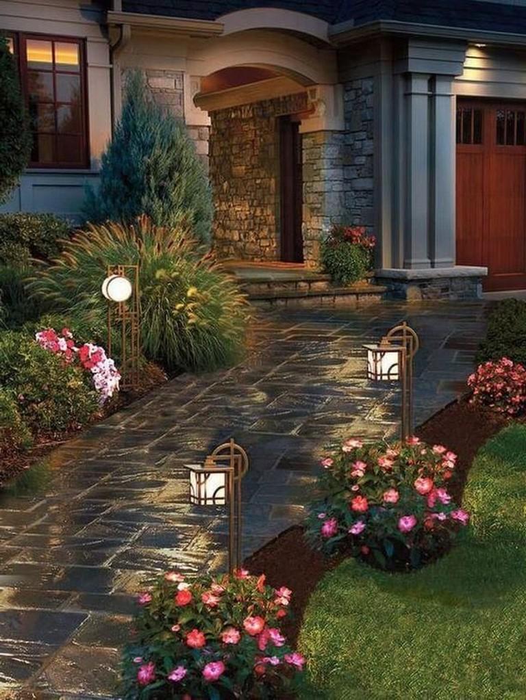 50+ Fabulous Low Maintenance Front Yard Landscaping Ideas on Landscape Front Yard Ideas id=56687