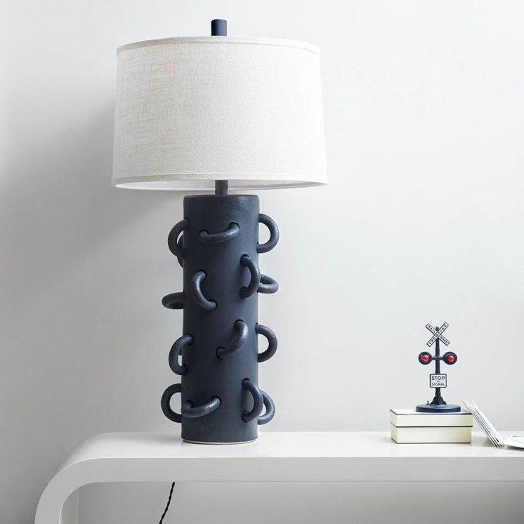 Warner Walcott Lupe Lamp