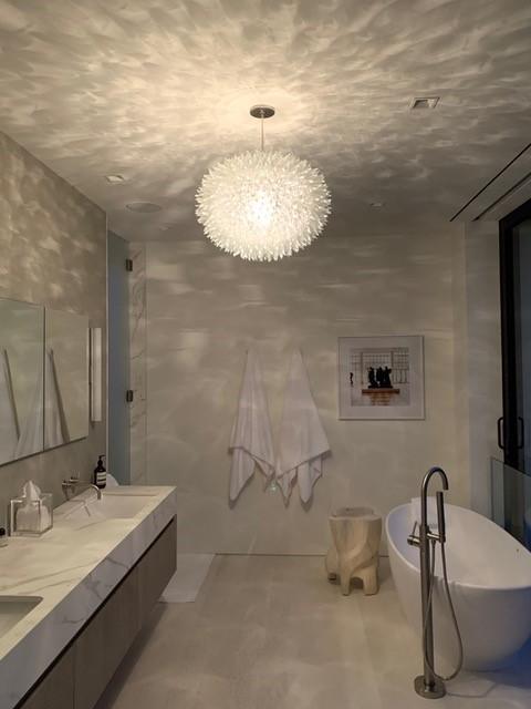 Silver Lining Bathroom