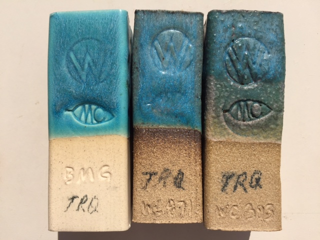 Warner Walcott Turquoise