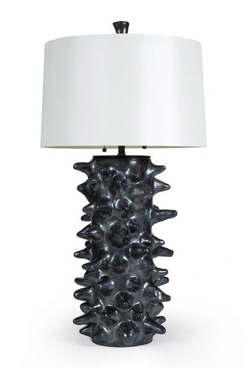Barb Table Lamp_black