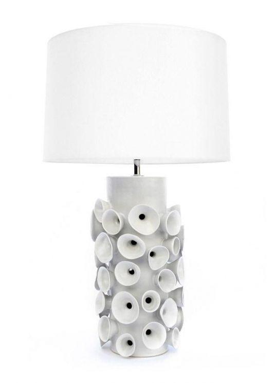 Horn Table Lamp