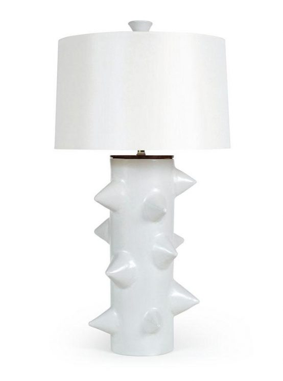 Thorn Table Lamp_white