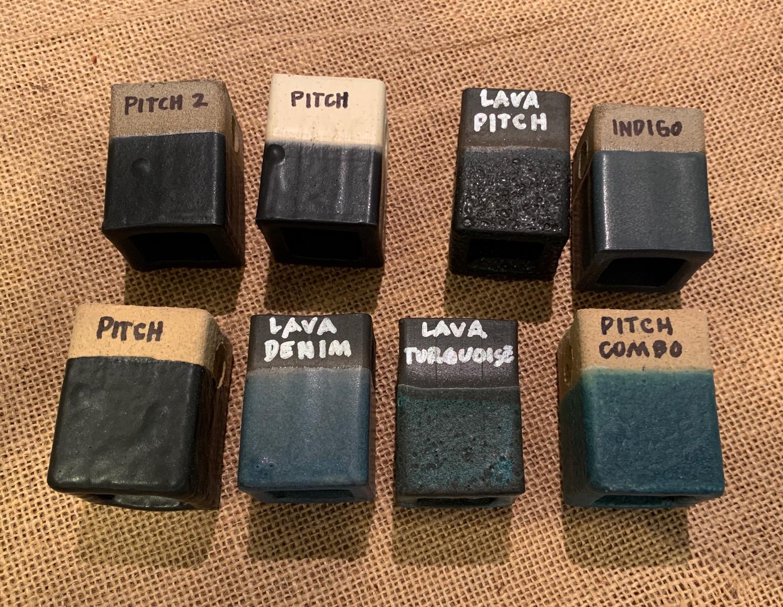 Warner Walcott selected samples