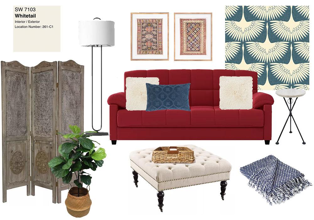Roomplays online interior design client success erin davis stories