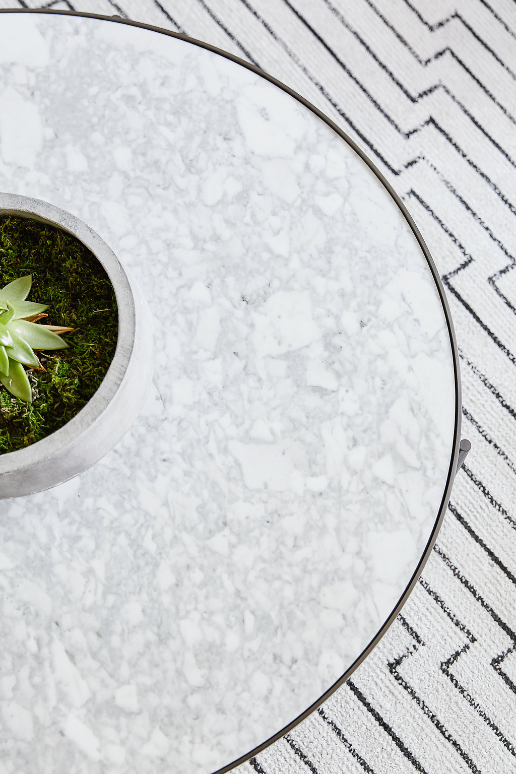 Marble Cocktail Table