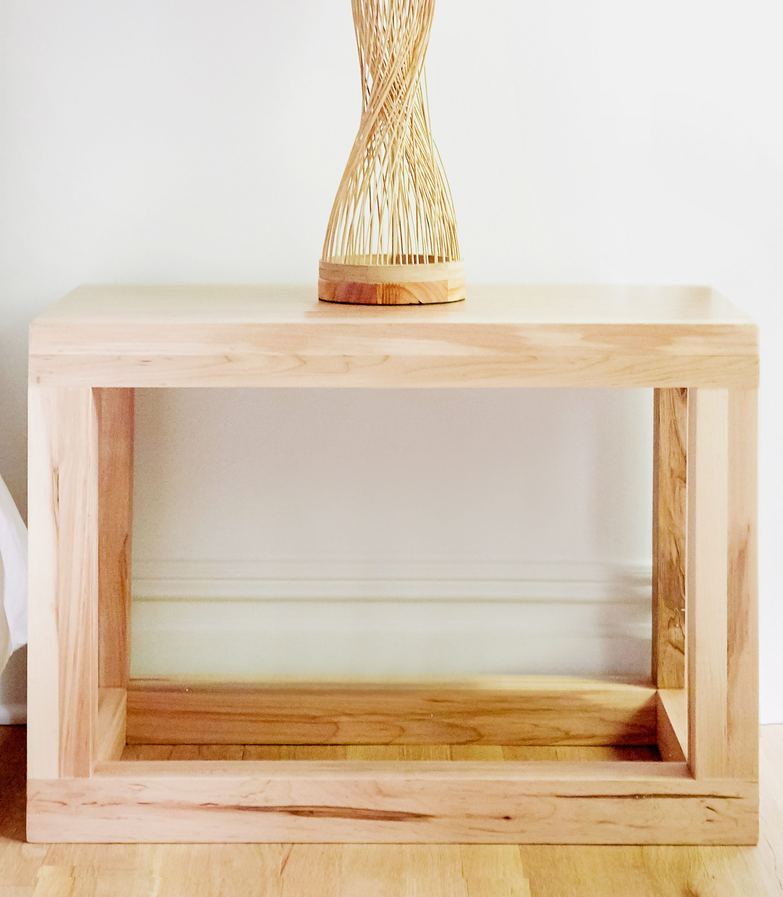 Maple Nightstand