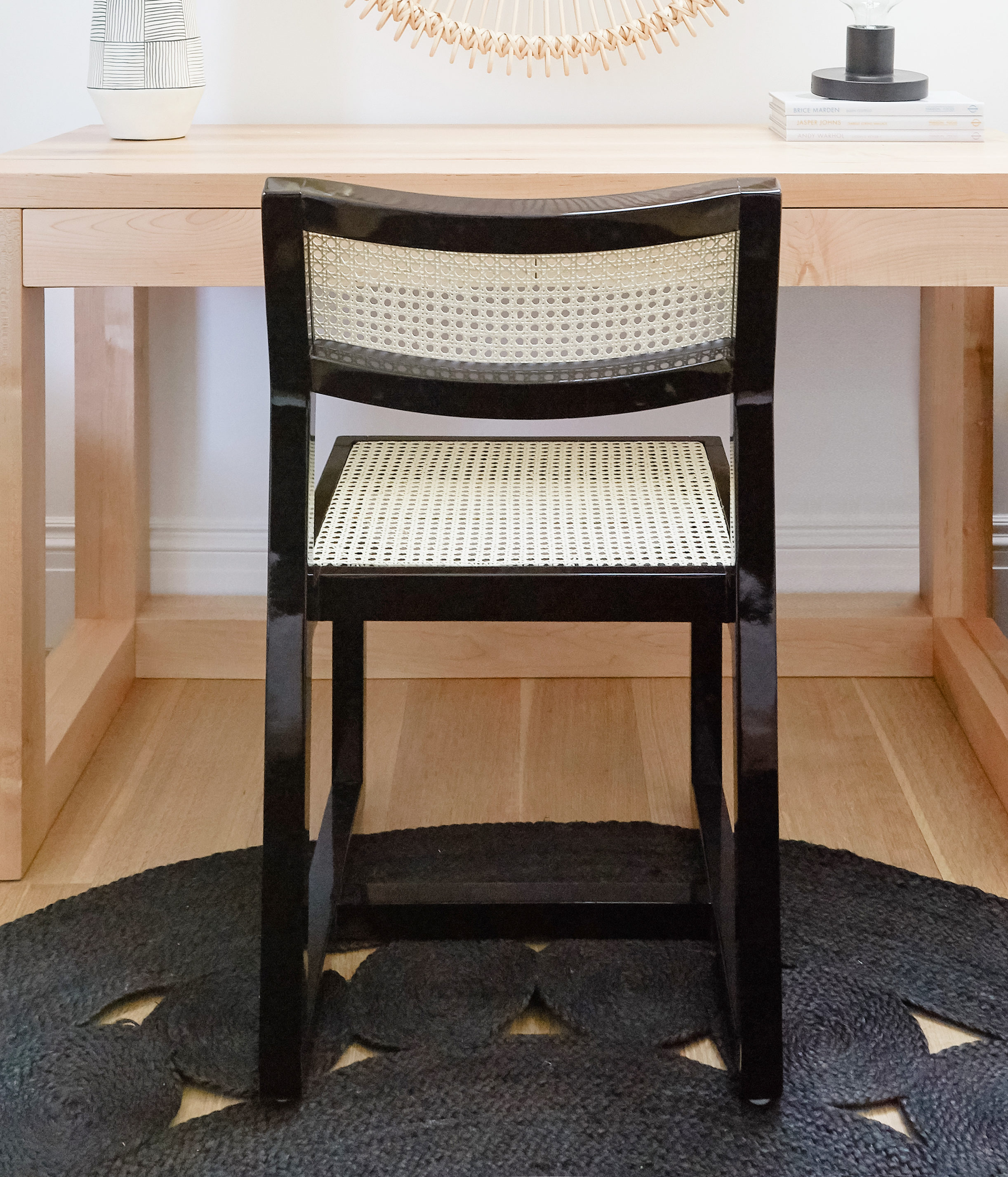 Hi-Gloss Desk Chair