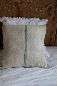 DIY Grainsack Pillows