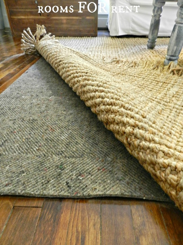 What S Underfoot New Rug Pads Rooms For Rent Blog