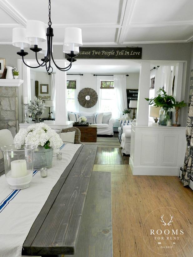 Farmhouse Decor | Rooms FOR Rent Blog | Tour Our House