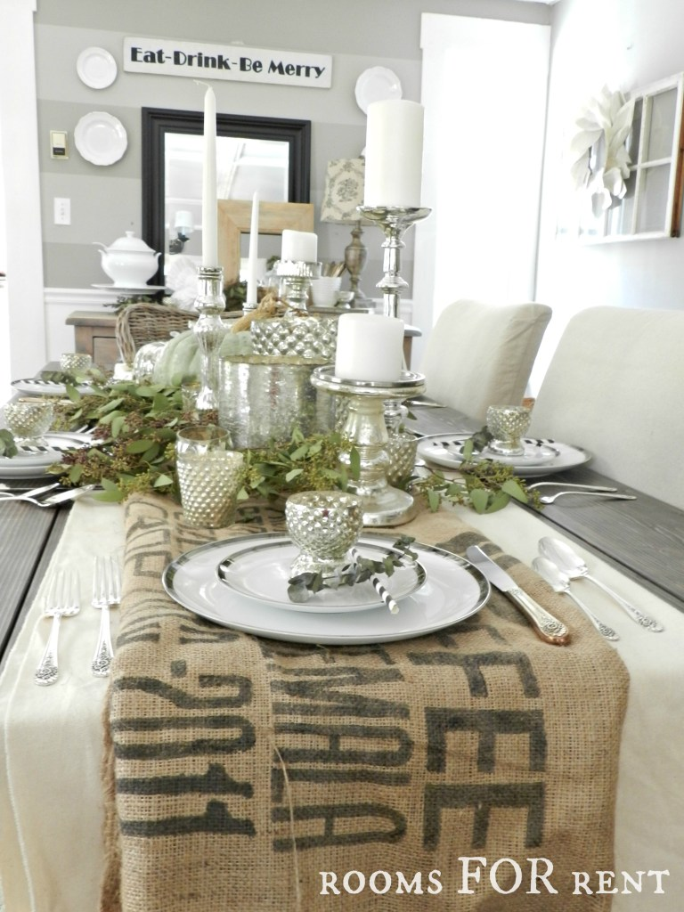 Thanksgiving Tablescape | Rooms FOR Rent Blog