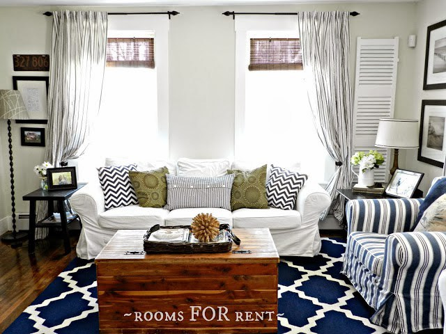 Adding a Focal Point, the before | Rooms FOR Rent Blog