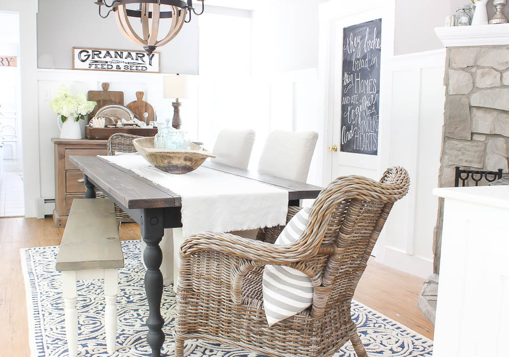 New Dining Room Rug | Rooms FOR Rent Blog