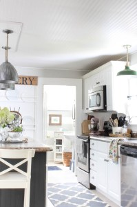 Kitchen Ceiling Wallpaper REVEALED