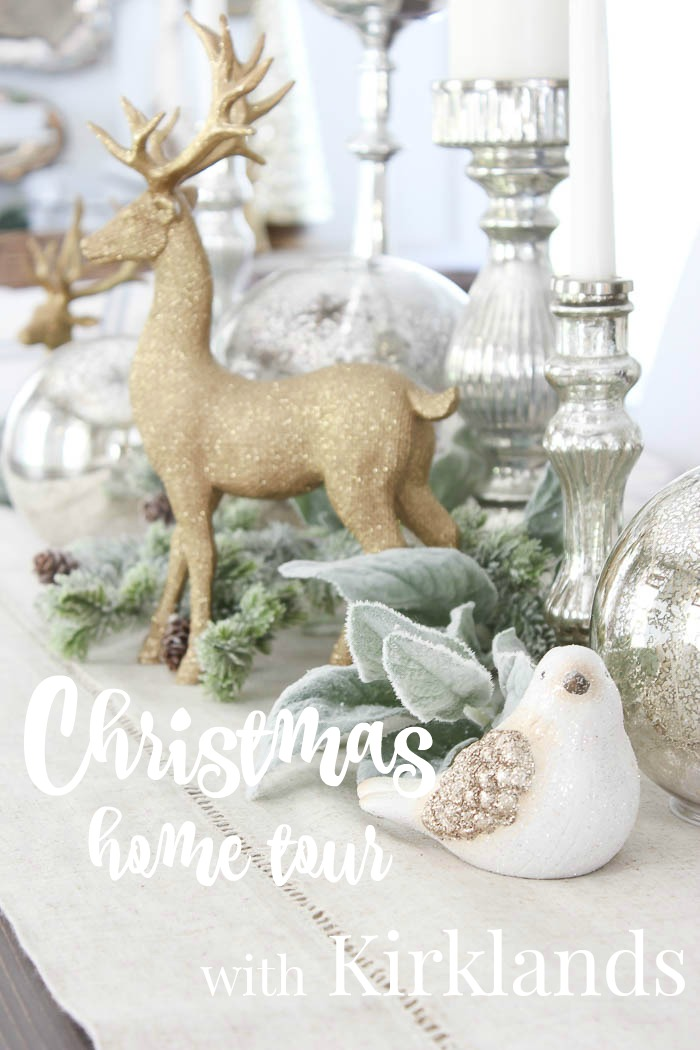 Christmas Home Tour with Kirklands | Rooms FOR Rent Blog
