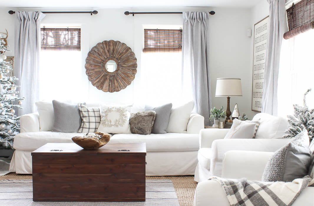 Not too hot, Not too cold, but just Right! - Rooms For ... on Farmhouse Style Living Room Curtains  id=92962