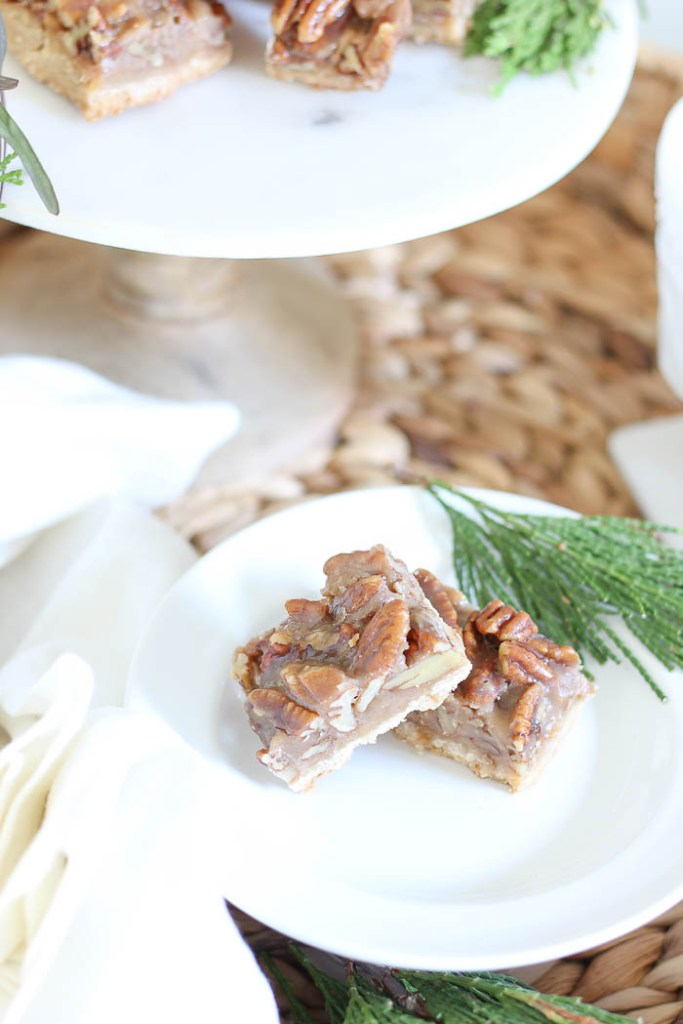 Pecan Pie Bars   Holiday Recipe   Rooms FOR Rent Blog