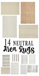 14 Neutral Area Rugs