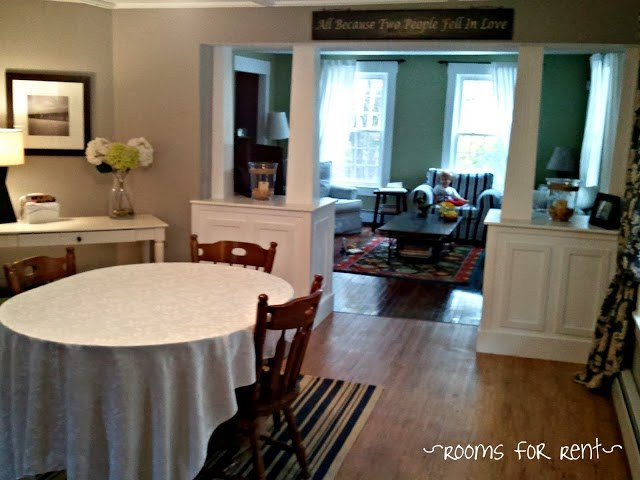 Dining Room Progression | Rooms FOR Rent Blog