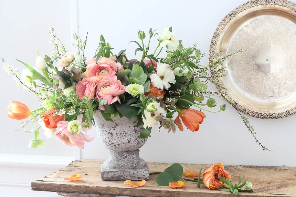Spring Bouquet, Doing What you Love | Rooms FOR Rent Blog