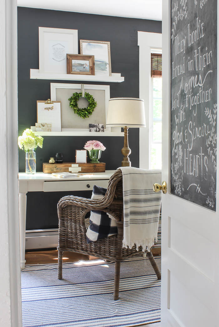 Home Office - A Place to Create - Rooms For Rent blog
