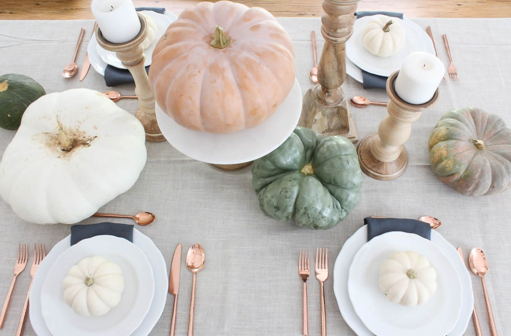 Fall Table Setting | Rooms FOR Rent Blog
