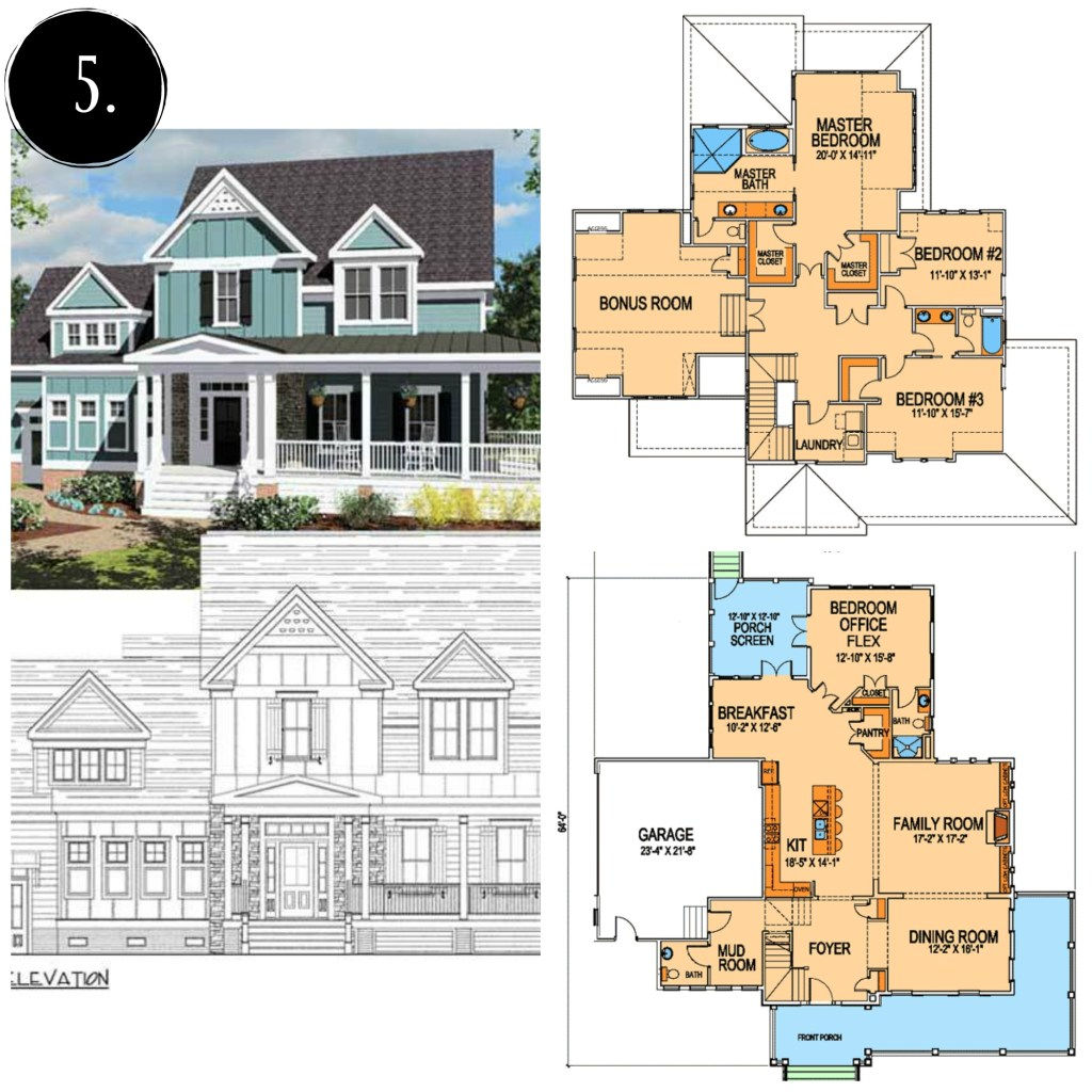 Modern Farmhouse Floor Plan | Rooms FOR Rent Blog